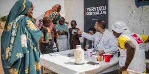 Yeryüzü Doktorları dünyaya insani yardım ve şifa dağıtıyor