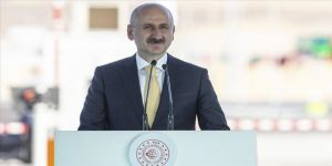 Ulaştırma ve Altyapı Bakanı Karaismailoğlu: Türksat 5A haberleşme uydumuz 30 Kasım'da uzaya fırlatılacak