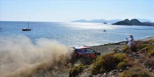 Dünya Ralli Şampiyonası'nın 5. ayağı Marmaris'te koşulacak