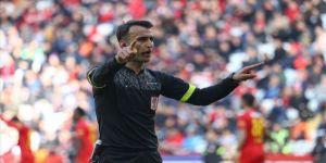 Medipol Başakşehir-Galatasaray maçının hakemi Atilla Karaoğlan