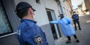 İçişleri Bakanlığı: 22 Ağustos'tan bu yana 20 bin 94 kişinin izolasyon koşullarına uymadığı belirlendi