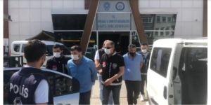 Kocaeli'de tecavüz olayının zanlıları yakalandı