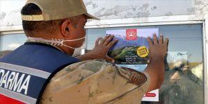 Jandarma, yaylacılara yaylalarda erzak bırakmamaları uyarısını yaptı