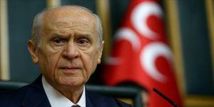 MHP Genel Başkanı Bahçeli'den CHP Genel Başkanı Kılıçdaroğlu'na tepki