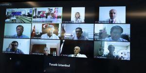 Türkiye ve İran Bilim Kurulu üyeleri aşı geliştirme çalışmalarını görüştü