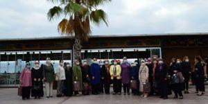 Gebze'de Vali ve Başkan Eşleri,Muhtar Eşleriyle Bir Araya Geldi