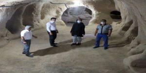 Kırkgöz yer altı şehri ziyaretçilerini bekliyor