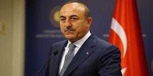 Dışişleri Bakanı Çavuşoğlu'ndan Ukrayna'ya taziye mesajı