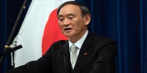 Japonya Başbakanı Suga: '2021 yazında Tokyo Olimpiyat Oyunlarına ev sahipliği yapmaya kararlıyız'