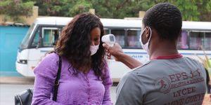 Afrika'da Kovid-19 vaka sayısı 1 milyon 452 bini aştı