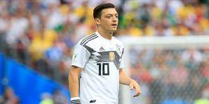 Almanya Futbol Federasyonu Genel Sekreteri Curtius: Mesut Özil, Alman formasıyla büyük bir tarih yazan oyuncudur