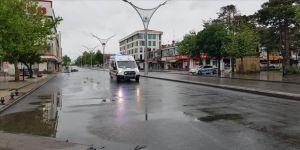 Erzincan'da Kovid-19 tedbirleri kapsamında bazı alanlarda sigara içmek yasaklandı