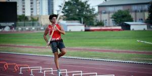 Rekortmen atlet Ersu Şaşma'nın hedefi Tokya'da 'tarih yazmak'