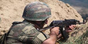 Ermenistan-Azerbaycan cephe hattında çatışmalar başladı
