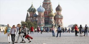 Rusya'da Kovid-19 vaka sayısı 1 milyon 151 bini geçti