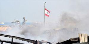 UNIFIL, patlamanın ardından destek için Beyrut'ta bir müfreze konuşlandırdı
