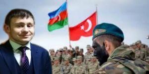 Genç muhtar adayı Güney'den Azerbaycan'a destek mesajı