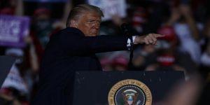 Trump 150 milyon hızlı Kovid-19 testi dağıtılacağını açıkladı
