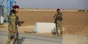 Barış Pınarı Harekatı bölgesinde terör saldırısı önlendi