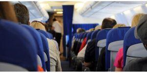 Otobüs bileti fiyatlarının artmasından muzdarip olan vatandaş çözümü uçakta buldu