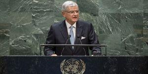 BM Genel Kurul Başkanı Bozkır'dan 'küresel sorunlara çok taraflı çözüm' mesajı
