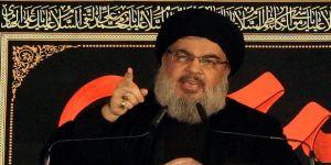 Hizbullah lideri Nasrallah'tan Lübnanlı siyasileri 'ihanetle' suçlayan Macron'a sert tepki