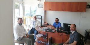 Saadet Partisi Çayırova,vatandaşları dinledi