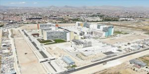 Konya Şehir Hastanesi bugün açılıyor