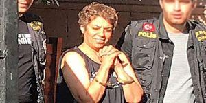 Karaköy'de başörtülü üniversite öğrencisine saldıran kadın hakkında mütalaa