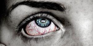 Koronavirüs belirtileri gözlerde de görülebiliyor