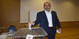 Gelecek Partisi Dilovası'nda Fesih Telli seçilmiş başkan