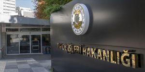 Dışişleri Bakanlığı: Türkiye, Kırgızistan'da parlamento seçimlerinin huzur ve barış içinde tamamlanmasından memnun