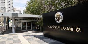 Dışişleri Bakanlığı: Türkiye raporu, AB'nin ön yargılı ve çifte standartlı yaklaşımını yansıtmaktadır