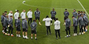 Almanya Milli Futbol Takımı Teknik Direktörü Löw: Leno ve Havertz ilk 11'de başlayacak