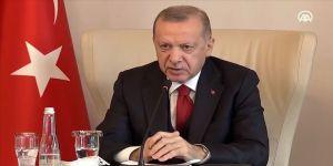 Cumhurbaşkanı Erdoğan: Kovid-19 salgını son bir asrın en büyük sağlık krizlerinden biri
