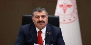 Sağlık Bakanı Koca: Son birkaç haftadır ülke çapında alınan tedbirlerin sayesinde salgının hızını kestik