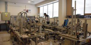 Bursa'daki meslek lisesinde öğrenciler 'Endüstri 4.0' donanımıyla yetişecek