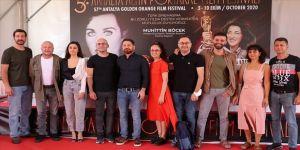 57. Antalya Altın Portakal Film Festivali'nde 'Çatlak' filminin söyleşisi yapıldı