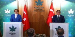 Zeyrek: Sokakta Davutoğlu ve Akşener dışında lider yok