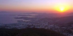 Muğla'yı 9 ayda 610 bin 517 turist ziyaret etti