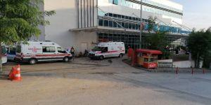Gebze'de Kaza ! Motosiklet yaya ya çarptı