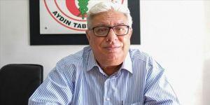 Aydın Tabip Odası Başkanı Ülkü Kovid-19 nedeniyle hayatını kaybetti