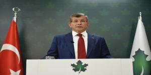 """Davutoğlu, """"Bahçeli erken seçim yok demişse bilin ki erken seçim geliyordur"""""""