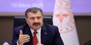 Sağlık Bakanı Koca, Yerli Aşı Ortak Çalışma Grubu Toplantısı'na başkanlık etti
