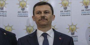 AK Parti Genel Sekreteri Şahin: AYM üyesi Yıldırım'ın 'cübbesini asması' gerekiyor