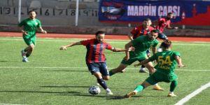 Mardin Fosfatspor  1 - 1 Darıca Gençlerbirliği