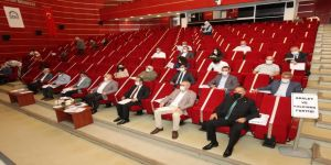 Gebze Belediyesi'nin bütçesi 400 milyon lira olarak belirlendi