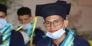 Moritanya'da Maarif Okulları öğrencisi üniversiteye geçiş sınavında birinci oldu