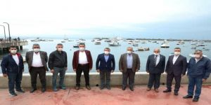 Dilovası'nın mahalle muhtarlarına İstanbul ve Boğaz turu düzenlendi