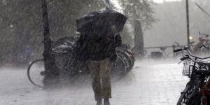 57 ile yapılan yağış uyarısında vatandaşların dikkatli olmaları istendi